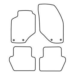 TCP Autospecifieke Pasvorm Automattenset Volvo 850 / 950