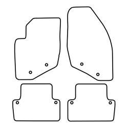 TCP Autospecifieke Pasvorm Automattenset Volvo V70 (002)