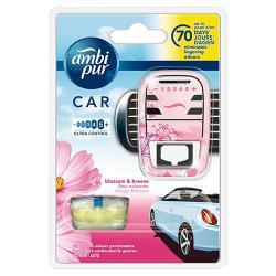 Ambi Pur CAR Blossom (Houder + Navulling)