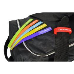 CAR-BAGS Bagage Labelset Klitteband 6 Stuks