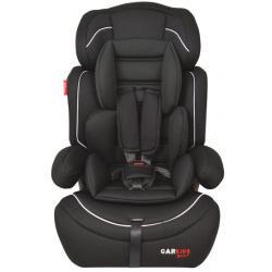 CarkiDs Kinder Autostoel / Zitverhoger TODDLER Zwart (Groep 1-2-3)