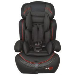 CarkiDs Kinder Autostoel / Zitverhoger TODDLER Zwart/Carbon (Groep 1-2-3)