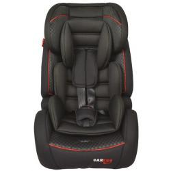 CarkiDs Kinder Autostoel ISOFIX TODDLER Zwart/Carbon (Groep 1-2-3)