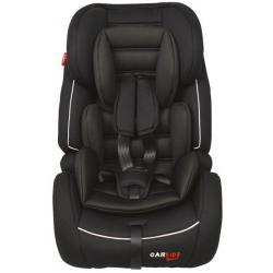 CarkiDs Kinder Autostoel ISOFIX TODDLER Zwart (Groep 1-2-3)