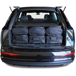 CAR-BAGS Reistassenset Audi Q7 (Vanaf 2015)