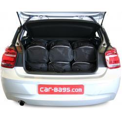 CAR-BAGS Reistassenset BMW  1 series (Vanaf 2011)
