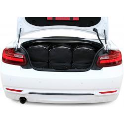 CAR-BAGS Reistassenset BMW 2 series Coupé (Vanaf 2014)
