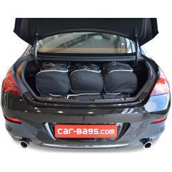 CAR-BAGS Reistassenset BMW 6 Serie Gran Coupé (Vanaf 2013)