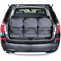 CAR-BAGS Reistassenset BMW X3 (2010 - 2017)