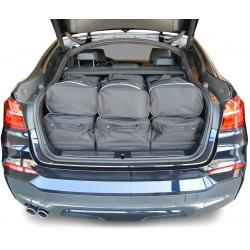 CAR-BAGS Reistassenset BMW X4 (Vanaf 2014)