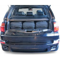CAR-BAGS Reistassenset BMW X5 (2007 - 2013)