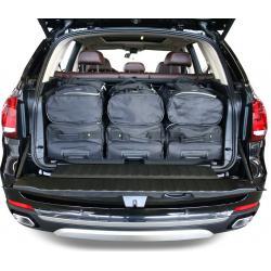 CAR-BAGS Reistassenset BMW X5 (Vanaf 2013)