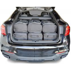 CAR-BAGS Reistassenset BMW X6 (Vanaf 2014)