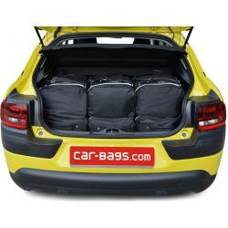 CAR-BAGS Reistassenset Citroën C4 Cactus  (Vanaf 2014)