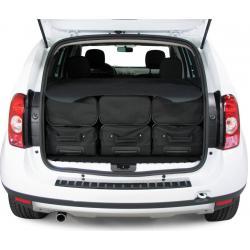 CAR-BAGS Reistassenset Dacia Duster 1 (2010 - 2017)