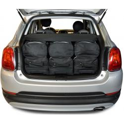 CAR-BAGS Reistassenset Fiat 500X (Vanaf 2015)