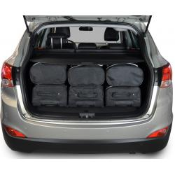 CAR-BAGS Reistassenset Hyundai ix35  (2010 - 2015)