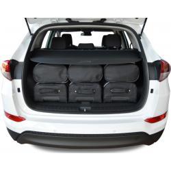 CAR-BAGS Reistassenset Hyundai Tucson (Vanaf 2015)