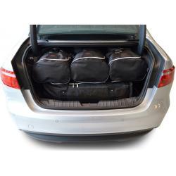 CAR-BAGS Reistassenset Jaguar XF (Vanaf 2015)