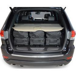 CAR-BAGS Reistassenset Jeep Cherokee 4 (Vanaf 2010)