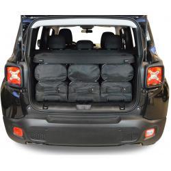 CAR-BAGS Reistassenset Jeep Renegade (Vanaf 2014)