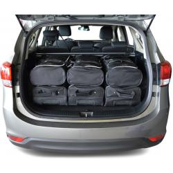 CAR-BAGS Reistassenset Kia Carens 4 (Vanaf 2013)