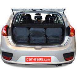 CAR-BAGS Reistassenset Kia Cee'd (Vanaf 2012)