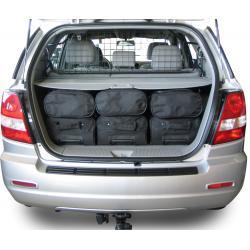 CAR-BAGS Reistassenset Kia Sorento 1 (2002 - 2009)