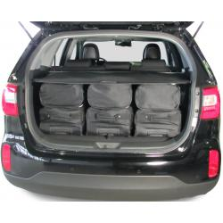 CAR-BAGS Reistassenset Kia Sorento 2 (2009 - 2015)
