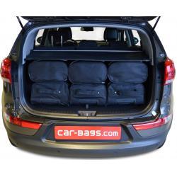CAR-BAGS Reistassenset Kia Sportage 4 (Vanaf  2015)