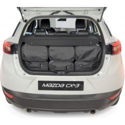 CAR-BAGS Reistassenset Mazda CX-3 (Vanaf 2015_