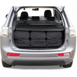 CAR-BAGS Reistassenset Mitsubishi Outlander PHEV (Vanaf 2013)