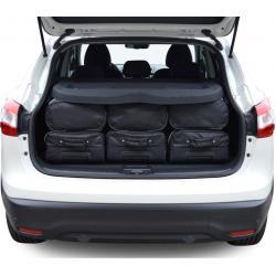 CAR-BAGS Reistassenset Nissan Qashqai (Vanaf 2014)
