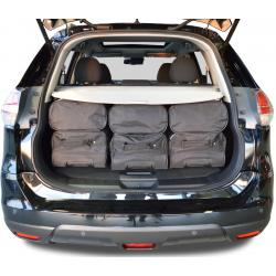 CAR-BAGS Reistassenset Nissan X-Trail (Vanaf 2013)
