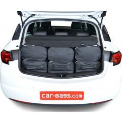 CAR-BAGS Reistassenset Opel Astra K  (Vanaf 2015)