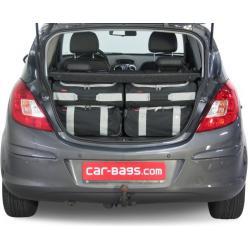 CAR-BAGS Reistassenset Opel Corsa D (2006 - 2014)