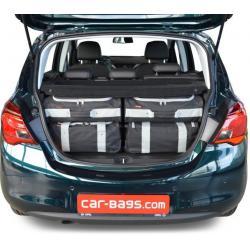 CAR-BAGS Reistassenset Opel Corsa E (Vanaf 2014)