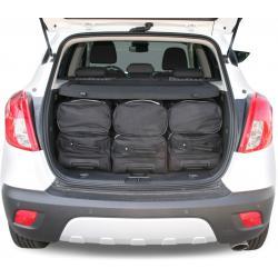 CAR-BAGS Reistassenset Opel Mokka / Mokka X (Vanaf 2012)