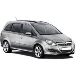 CAR-BAGS Reistassenset Opel Zafira B (2005 - 2011)