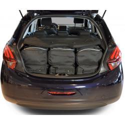 CAR-BAGS Reistassenset Peugeot 208 (Vanaf 2012)