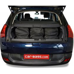CAR-BAGS Reistassenset Peugeot 3008 (2008 - 2016)