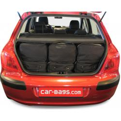 CAR-BAGS Reistassenset Peugeot 307 (2001 - 2007)