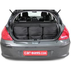 CAR-BAGS Reistassenset Peugeot 308 (2007 - 2013)