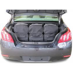 CAR-BAGS Reistassenset Peugeot 508 Hybrid4 (Vanaf 2012)