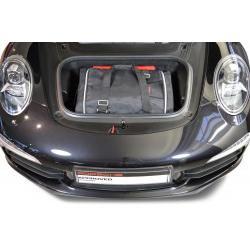 CAR-BAGS Reistassenset Porsche 911 (Vanaf 2011) 4 WD rechtsgestuurd