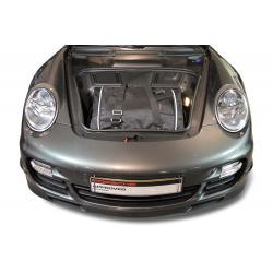 CAR-BAGS Reistassenset Porsche 911 (2004 - 2012) met CD wisselaar