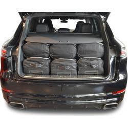 CAR-BAGS Reistassenset Porsche Cayenne (Vanaf 2017)