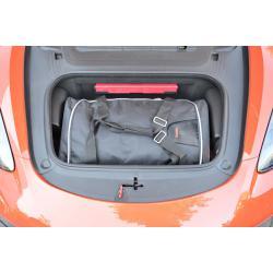 CAR-BAGS Reistassenset Porsche Cayman/Boxter (Vanaf 2016)