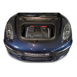 CAR-BAGS Reistassenset Porsche Cayman/Boxter (2012 - 2016)