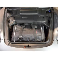 CAR-BAGS Reistassenset Porsche Cayman/Boxter (2004 - 2012) met CD Wisselaar